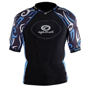 Rugby  OPTIMUM Optimum Razor Kids Rugby Body Protection Black/Blue