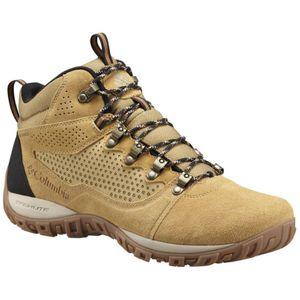 Randonnée homme COLUMBIA Chaussures Columbia Peakfreak Venture Mid Suede Wp (graphite, Desert Sun)