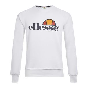 Mode- Lifestyle homme ELLESSE Sweat Ellesse EH H Sws Col Rond Uni - EHHSWSCOLRDUNIBLC
