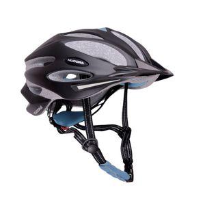 HUDORA Hudora Casque De Vélo En Granite - Taille 58-61 - Noir/Bleu