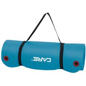 Musculation  CARE Care Natte de Gym roulée avec oeillets