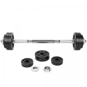 Musculation  GORILLA Gorilla Sports - Set d'haltères modulable 2 en 1 de 22 kg