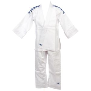 Judo garçon ADIDAS PERFORMANCE Evolution blanc judo jr