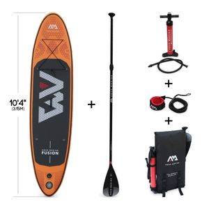 ALICE'S GARDEN Stand Up Paddle Gonflable - Fusion 10'4