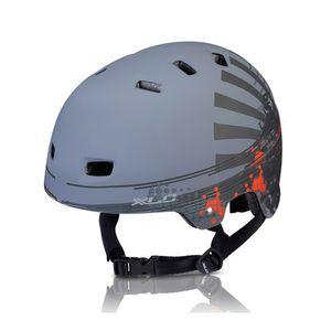 XLC Casque Vélo XLC Urban-Helm BH-C22 53-59 cm noir mat, grunge