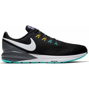 running homme NIKE Nike - Air Zoom Structure 22 Hommes chaussure de course (noir)