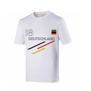 Mode- Lifestyle enfant NPZ Maillot de Foot Allemagne homme Taille XS au 5 XL - XS blanc