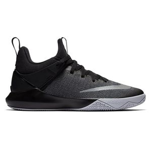 Basket ball homme NIKE Nike Zoom Shift noir, chaussures de basketball homme