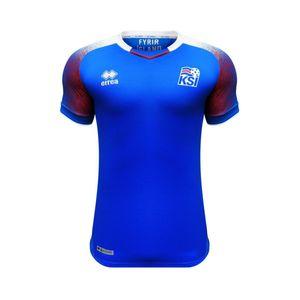 Football homme ERREA Maillot domicile Islande 2018
