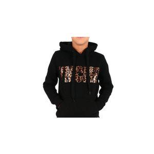 Mode- Lifestyle garçon YMCMB Sweat YMCMB noir - léopard -