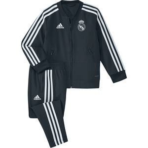 Football enfant ADIDAS Survêtement de présentation junior Real Madrid 2018/19
