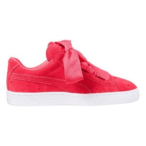 Mode- Lifestyle fille PUMA Baskets Puma Suede Heart Valentine - 36513501