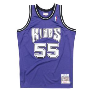 Basket ball homme MITCHELL AND NESS Maillot Authentique Sacramento Kings Jason Williams 1998-1999