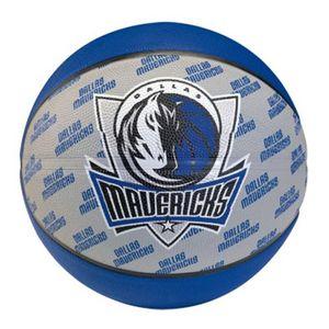 Basket ball  SPALDING Spalding Dallas Mavericks Nba T7 Bleu Ballons Basketball