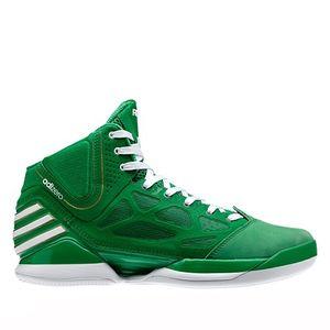 Mode- Lifestyle homme ADIDAS Adidas ADIZERO ROSE 2.5 St. Patrick's Day miCoach comp basketball