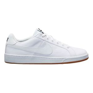 Mode- Lifestyle homme NIKE Chaussures Nike Court Royale Canvas blanc