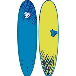 SURF & SUN PLANCHE DE SURF MOUSSE EPS 7'0