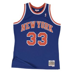 Basket ball homme MITCHELL AND NESS Maillot Mitchell & Ness Patrick Ewing New York Knicks