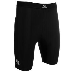 Athlétisme enfant OPTIMUM Optimum Kids Junior Cotton Lycra Training Baselayer Short - Black