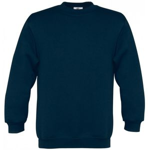 FASHION Sweat B&C collection  homme bleu marine Taille de S au 4XL (Taille: XXL - couleur: bleu)
