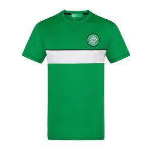 Football homme GENERIQUE Celtic FC officiel - T-shirt pour entrainement de football - polyester - homme