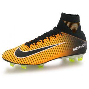 Football homme NIKE Nike Mercurial Veloce Iii Cr7 Fg orange, chaussures de football homme