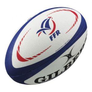 Rugby à XV  GILBERT Ballon rugby - Réplica France -  T5 - Gilbert