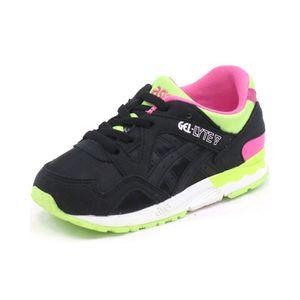 Mode- Lifestyle femme ASICS Chaussures Gel Lyte V TS Noir Fille Asics