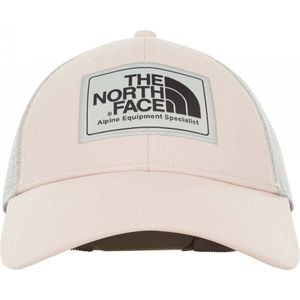Mode- Lifestyle femme THE NORTH FACE The North Face - Mudder Trucker Casquette (rose/gris)