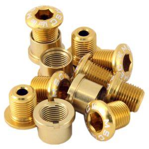 Roller  MSC Msc Chainring Bolts Kit Alu7075t6 12 Units