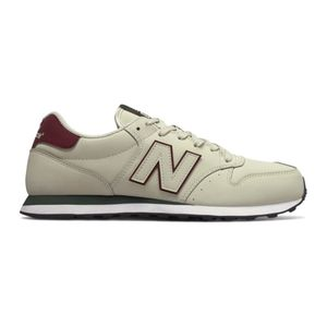 homme NEW BALANCE Chaussures New Balance GM 500 beige rouge