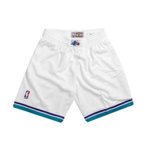 Basket ball homme MITCHELL AND NESS Short Charlotte Hornets 1992-93