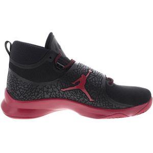 Basket ball homme JORDAN Chaussure de Basketball Jordan Super Fly 5 PO Noir rouge pour homme