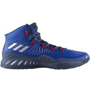 Basket ball homme ADIDAS Chaussure de Basketball adidas Crazy Explosive 2017 Bleu pour homme