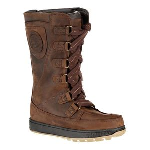 Sports d'hiver enfant TIMBERLAND Timberland Mukluk 8 In Waterproof Lace-up Youth