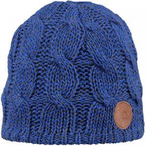 Ski Bébé BART'S BARTS-Bonnet mailles torsadées bleu bébé garçon du 1 au 3 ans barts