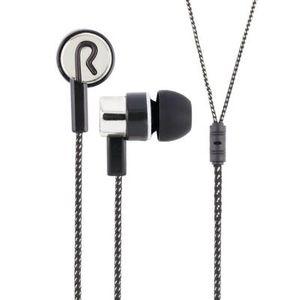 auto-hightech Casque ecouteur-Écouteurs Intra-auriculaires de 3,5mm de Conception de Mode