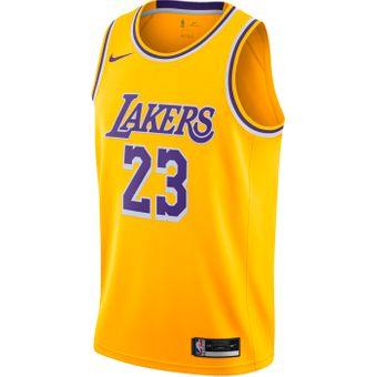 maille brod/ée Swingman sans manches pour homme Lakers Basketball Ensemble maillot de basket Bryant avec bonnet en tricot
