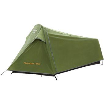 Tentock Tente Pyramidale De Plein Air 3 Saisons Tente de Voyage Ultra L/ég/ère pour 1 Personne pour Camping Randonn/ée lescalade