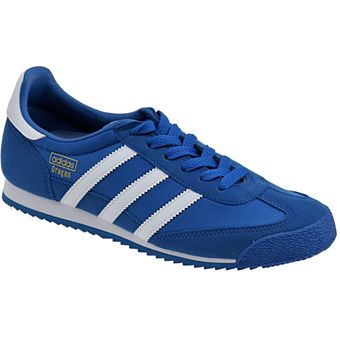 adidas original dragon bleu homme