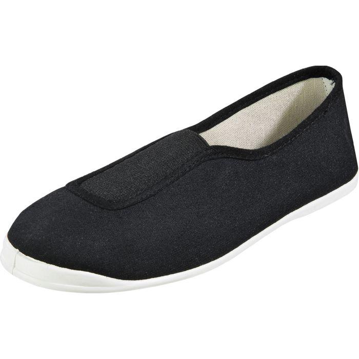 Filles noires avec de gros chaussons