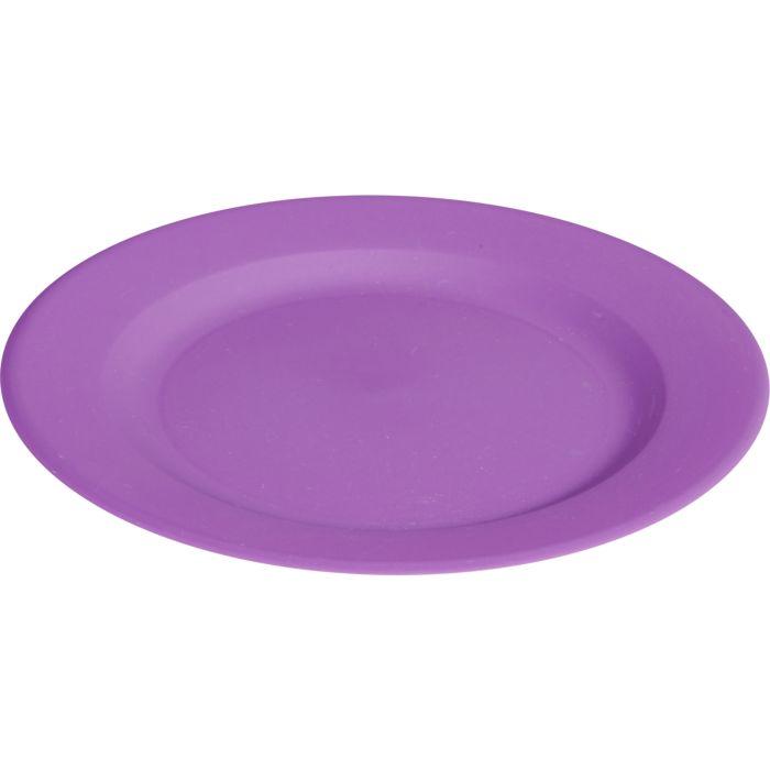 Assiette plate plastique achat et prix pas cher go sport - Assiette pas cher en gros ...