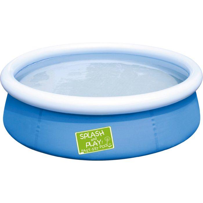 piscine ronde my first d152 cm achat et prix pas cher