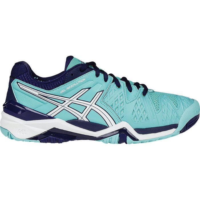 ASICS Gel Resolution 6 W, Chaussures de Tennis Femme