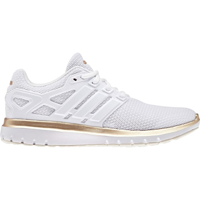 CHAUSSURES BASSES running femme ADIDAS ENERGY CLOUD V , BLANC
