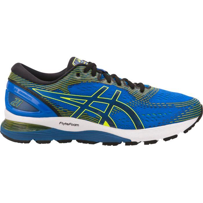 chaussures basses running homme asics gel nimbus 21