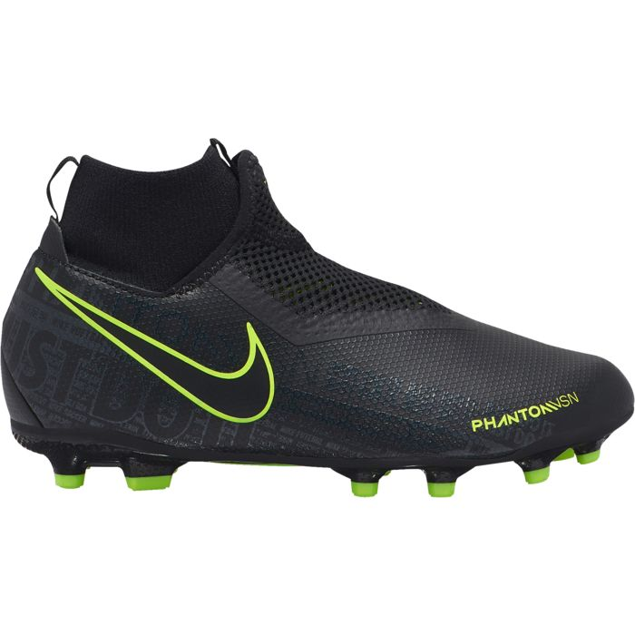 CHAUSSURES HAUTES Football junior NIKE PHANTOM VISION ACADEMY DF FG/MG  Junior
