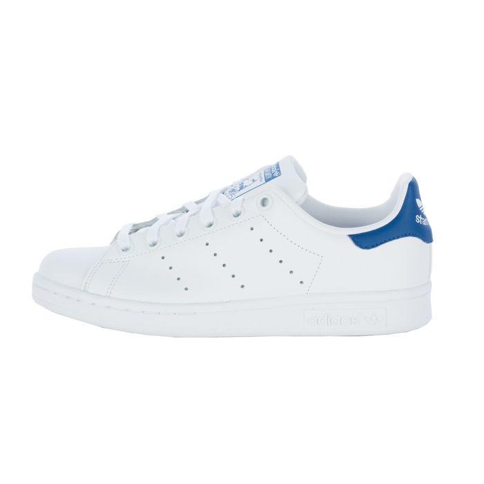 adidas stan smith enfants bleu