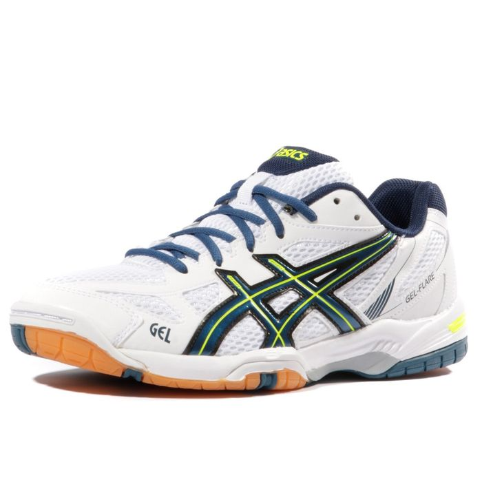 Gel Flare 5 Homme Chaussures Volley Ball Blanc Asics – achat