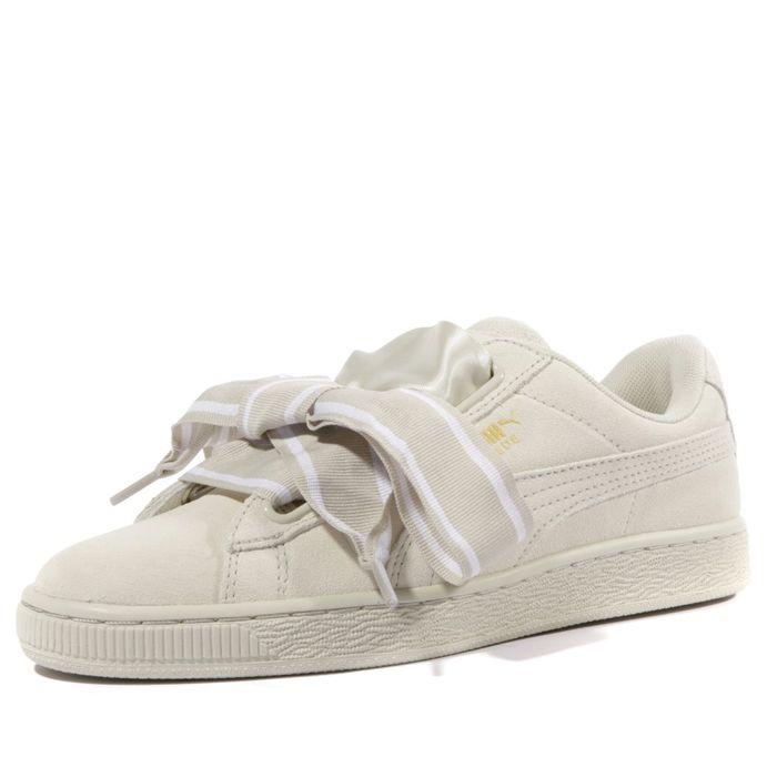 chaussure puma femme heart